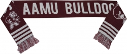 View Buying Options For The Alabama A&M Bulldogs S2 Scarf