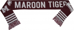 View Buying Options For The Morehouse Maroon Tigers S2 Scarf