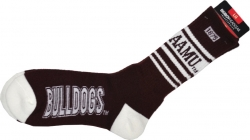 View Buying Options For The Alabama A&M Bulldogs Mens Socks