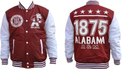 View Buying Options For The Alabama A&M Bulldogs Light Weight Mens Jacket