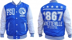 View Buying Options For The Fayetteville State Broncos Light Weight Mens Jacket