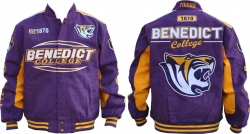 View Buying Options For The Benedict College Tigers S10 Mens Twill Jacket