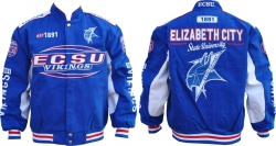 View Buying Options For The Elizabeth City State Vikings S10 Mens Twill Jacket
