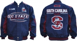 View Buying Options For The South Carolina State Bulldogs S10 Mens Twill Jacket