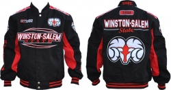 View Buying Options For The Winston Salem State Rams S10 Mens Twill Jacket