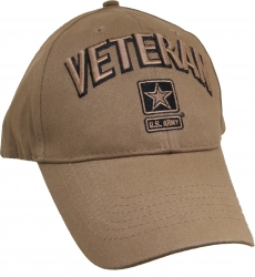 View Buying Options For The Army Veteran w/Star Logo Mens Cap