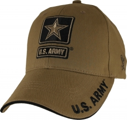View Buying Options For The Army Star Logo Mens Cap
