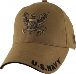 View Buying Options For The Navy Logo Mens Cap