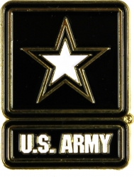 View Buying Options For The Army Star Lapel Pin