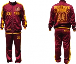 View Buying Options For The Bethune-Cookman Wildcats S3 Mens Jogging Suit