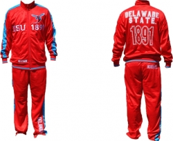 View Buying Options For The Delaware State Hornets S3 Mens Jogging Suit