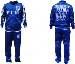 View Buying Options For The Fayetteville State Broncos S3 Mens Jogging Suit