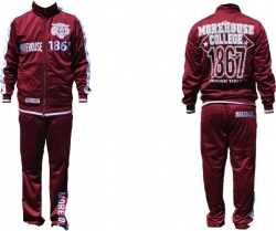 View Buying Options For The Morehouse Maroon Tigers S3 Mens Jogging Suit