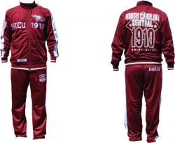 View Buying Options For The North Carolina Central Eagles Central S3 Mens Jogging Suit