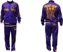 View Buying Options For The Prairie View A&M Panthers S3 Mens Jogging Suit