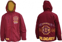 View Buying Options For The Bethune-Cookman Wildcats S2 Mens Windbreaker Jacket