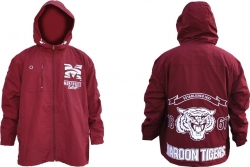 View Buying Options For The Morehouse Maroon Tigers S2 Mens Windbreaker Jacket