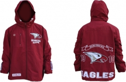View Buying Options For The North Carolina Central Eagles Central S2 Mens Windbreaker Jacket
