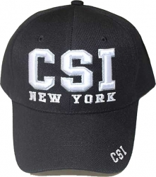 View Buying Options For The CSI New York Text Mens Cap