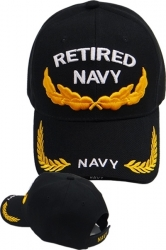 View Buying Options For The Retired Navy Scrambled Eggs Sandwich Bill Mens Cap