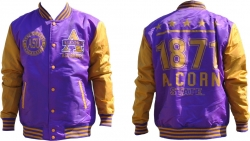 View Buying Options For The Alcorn State Braves Light Weight Mens Jacket