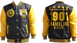 View Buying Options For The Grambling State Tigers Light Weight Mens Jacket