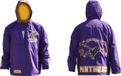 View Buying Options For The Prairie View A&M Panthers Mens Windbreaker Jacket