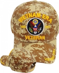 View Buying Options For The Vietnam Era Veteran U.S. Eagle Logo Mens Cap
