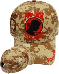 View Buying Options For The POW MIA Logo Shadow Mens Cap