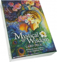 View Buying Options For The Mystical Wisdom Tarot Card Deck