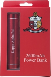 View Buying Options For The Kappa Alpha Psi 2600mah Power Bank