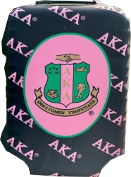 View Buying Options For The Alpha Kappa Alpha Luggage Cover