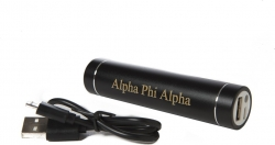 View Buying Options For The Alpha Phi Alpha 2600mah Power Bank