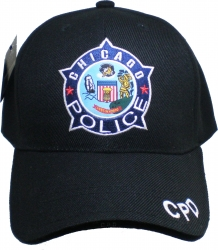 View Buying Options For The Chicago Police Dept Sandwich Bill Mens Cap
