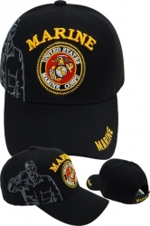 View Buying Options For The Marine Salute Shadow Mens Cap