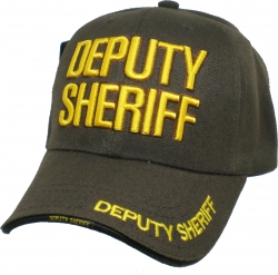 View Buying Options For The Deputy Sheriff Text Sandwich Bill Mens Cap