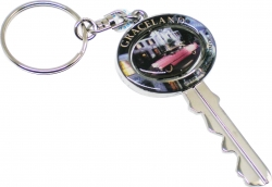 View Buying Options For The Elvis Presley Graceland Car Key Keyring