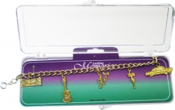 View Buying Options For The Elvis Presley Ladies Charm Bracelet