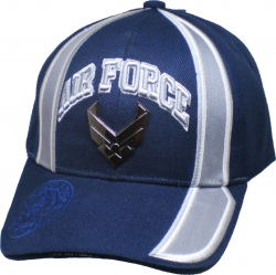 View Buying Options For The U.S. Air Force Metal Wing Racing Mens Cap