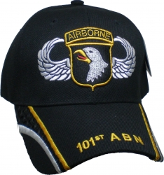 View Buying Options For The 101st Airborne Division Mesh Stripe Bill Mens Cap