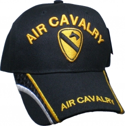 View Buying Options For The Air Cavalry Mesh Stripe Bill Mens Cap