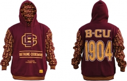 View Buying Options For The Bethune-Cookman Wildcats S2 Pullover Mens Hoodie