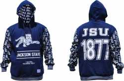 View Buying Options For The Jackson State Tigers S2 Pullover Mens Hoodie