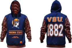 View Buying Options For The Virginia State Trojans S2 Pullover Mens Hoodie