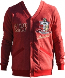 View Buying Options For The Kappa Alpha Psi Divine 9 Mens Cardigan