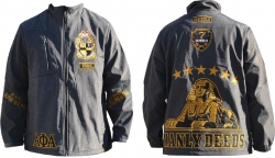 View Buying Options For The Big Boy Alpha Phi Alpha Divine 9 S4 Mens Windbreaker Jacket