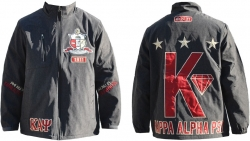 View Buying Options For The Kappa Alpha Psi Divine 9 S4 Mens Windbreaker Jacket