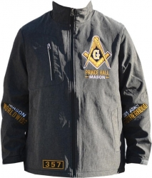 View Buying Options For The Prince Hall Mason Divine S4 Mens Windbreaker Jacket