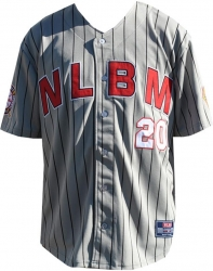 Big Boy Negro League Baseball Centennial Varsity Mens Wool Jacket