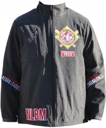 View Buying Options For The Negro League Baseball NLBM S4 Mens Windbreaker Jacket